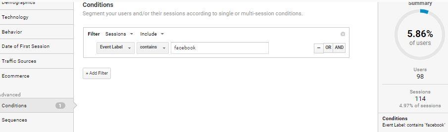 Google Analytics - Segmenting How To