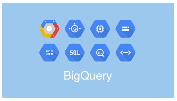 Google BigQuery infographic