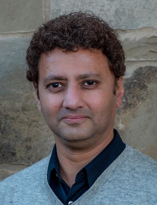 Usama Amin, strategic consultant